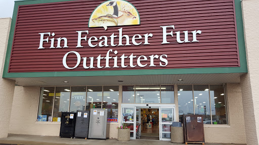 Outdoor Sports Store «Fin Feather Fur Outfitters - Canton