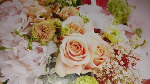 Arte Floral Lilas