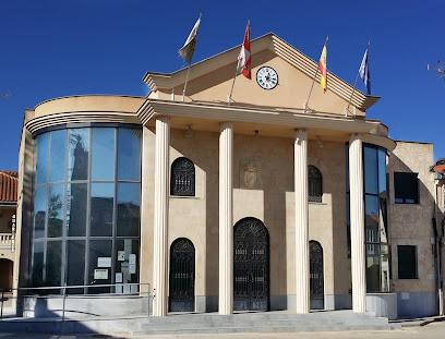 Calzada de Valdunciel Town Hall