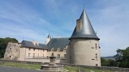 Chateau de Villeneuve-Lembron