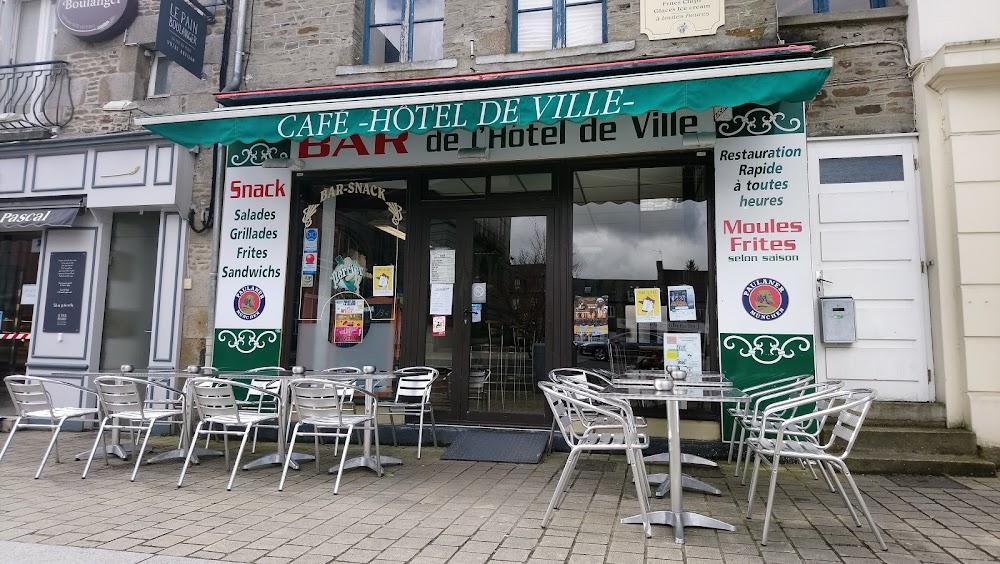 photo du resaurant BAR DE L HOTEL DE VILLE