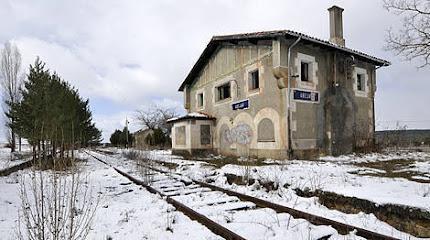 Antigua Estación de Abejar