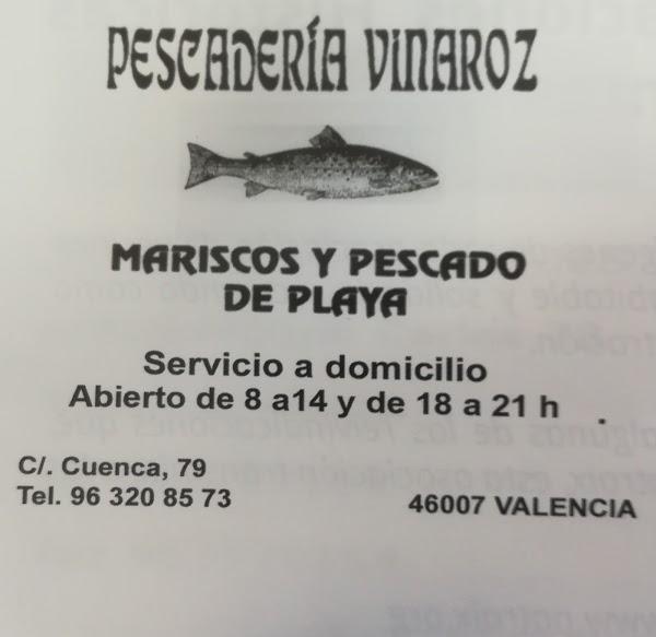 Pescadería Vinaroz
