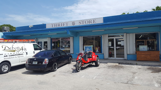 Salvation Army Thrift Store, 1924 Flagler Ave, Key West, FL 33040, Thrift Store