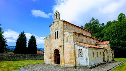 Church of San Salvador de Valdediós