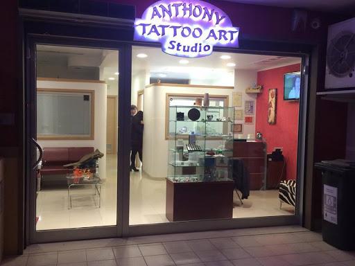 Anthony Tattoo Art di Vitantonio Mariani