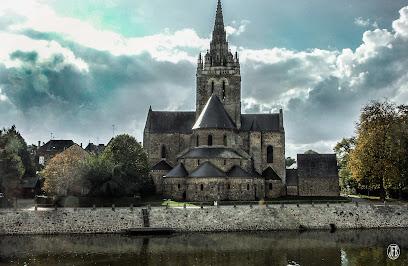 Basilique Notre Dame d'Avesnières