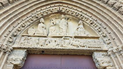 Iglesia de San Saturnino (La Iglesia del Agua)