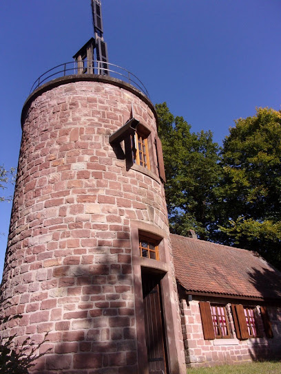 Saverne semaphore tower