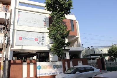 "Royale Touche Laminates Jaipur "" Design HQ "" Campus Polyplast Pvt. Ltd.Jaipur"