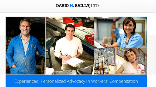 David H. Bailly, Ltd., 9531 W 78th St #400, Eden Prairie, MN 55344, Employment Attorney