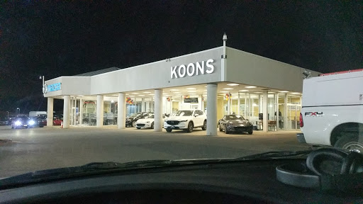 Car Dealer «Koons Mazda Of Silver Spring», Reviews And Photos, 3111  Automobile Blvd #3, ...