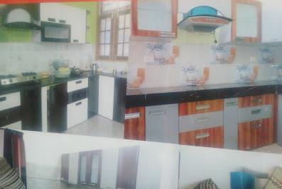 Smart Kitchen Modular KitchenBahraich