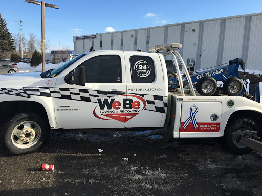 Towing Service We Be Towing & Recovery Inc. in Gloucester (ON)   AutoDir
