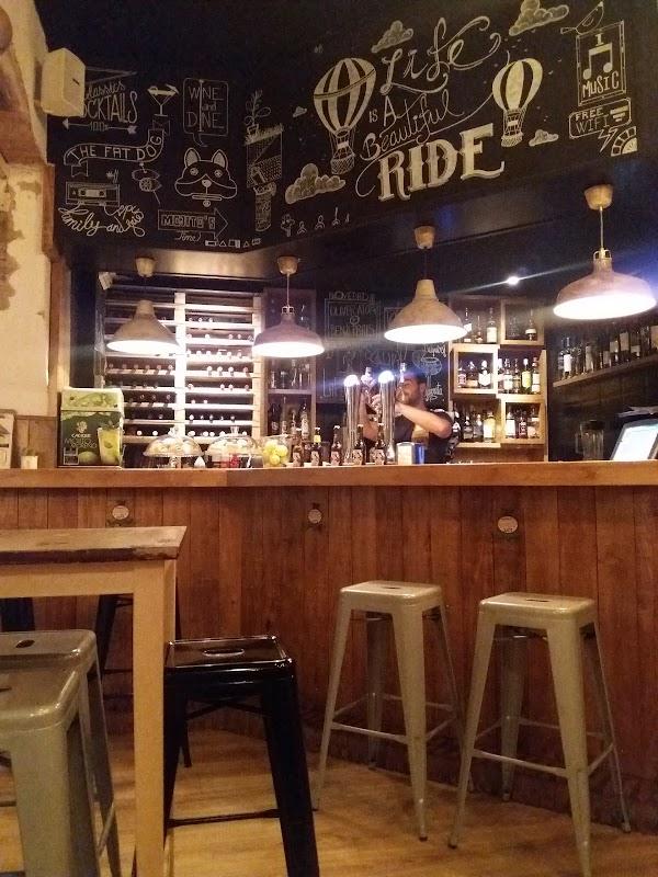 Bar, La Perra Gorda