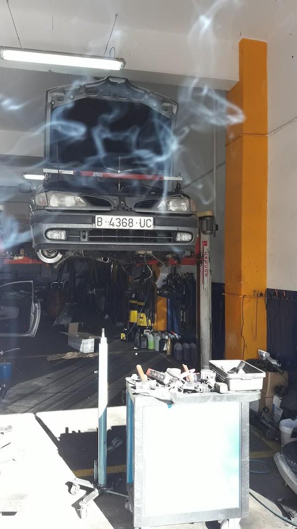 Taller mecánico en Bonavista - Carrocerías Gor  SPG Talleres