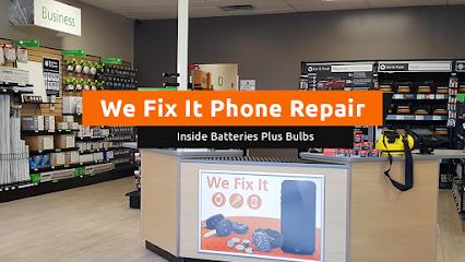 Mobile phone repair shop We Fix It Phone Repair