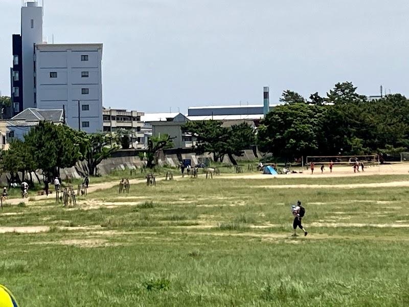 御前浜公園バーベキューエリア