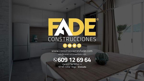 CONSTRUCCIONES FADE GRANADA  Constructora en Granada especialista en Reformas de cocinas - Rehabilit