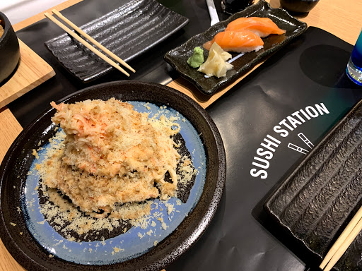 Sushi Station Ajman E11 Al Ittihad St الصفيا Sharjah United Arab Emirates Japanese Restaurant State Ajman Sushi station japanese restaurant is located in eugene city of oregon state. info about companies the catalog of organizations in the united arab emirates