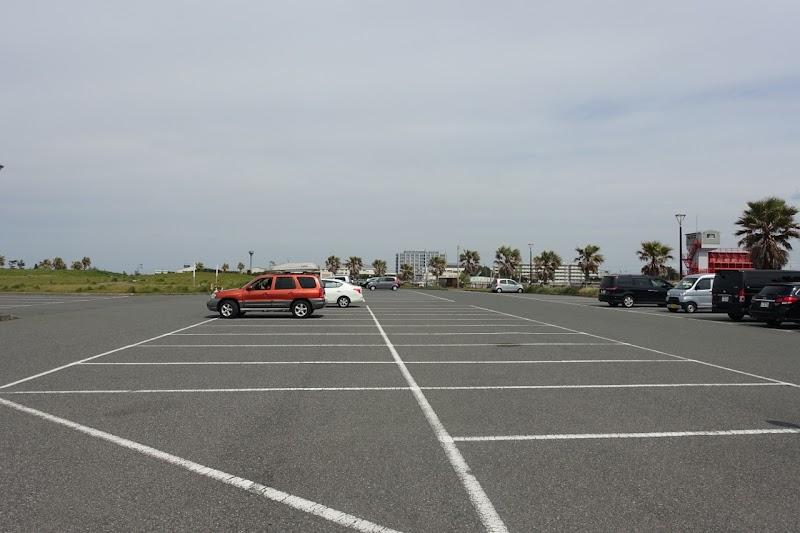木更津市内湾公園駐車場