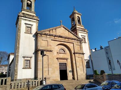 Iglesia Parroquial de Santa María de Ordes