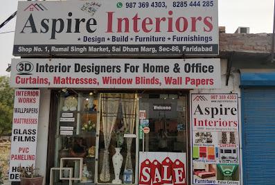 Aspire Interiors — Interior Designers & Decorators, Faridabad, Delhi NCR