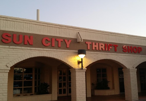 Sun City Thrift Shop, 10627 W Peoria Ave, Sun City, AZ 85351, Thrift Store