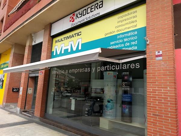 Multimatic Huesca, S.L.