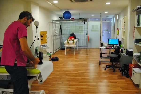 Fisioterapia Santa Isabel