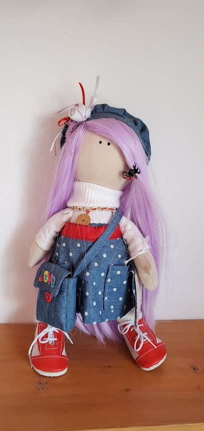 Кукольный магазин Кукольный домик