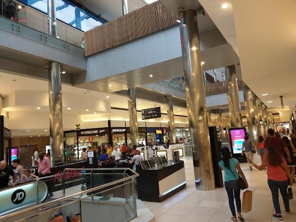 Centre Comercial Parc Central