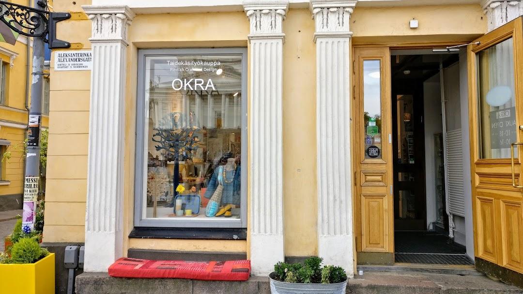 Okra Shop
