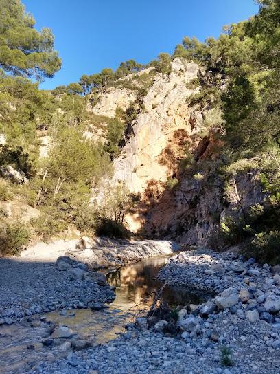 Naixement del Riu Llucena