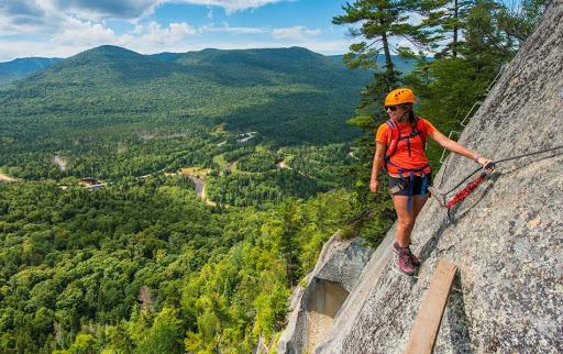 Adventure Sports Via Ferrata du Diable - Parc national du Mont-Tremblant in Lac-Supérieur (QC) | CanaGuide