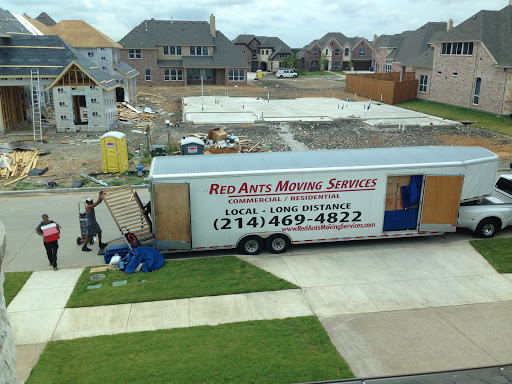 Red Ants Moving Services Inc, Frisco, TX, Mover