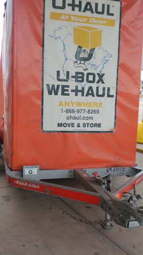 Truck Rental Agency «U-Haul Moving & Storage of Valley Hi», reviews and photos