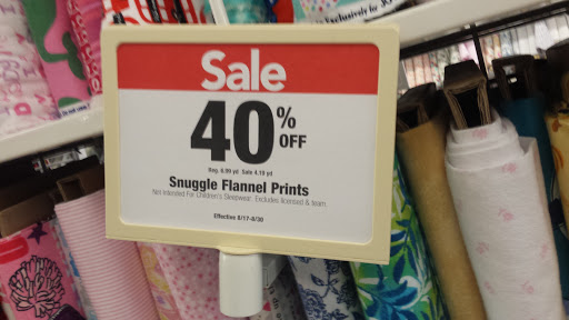 Fabric Store «Jo-Ann Fabrics and Crafts», reviews and photos, 80 Storrs St #5, Concord, NH 03301, USA