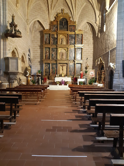 Iglesia Parroquial de Santa Catalina (Siglo XVI)