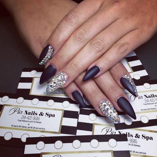 Nail Salon «Pur Nails and Spa: East Dallas Nail Salon», reviews and ...
