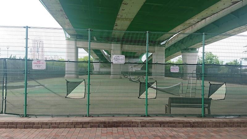 二色の浜公園テニスコート