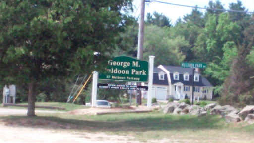 Park «George M. Muldoon Park», reviews and photos, 304 Mammoth Rd, Pelham, NH 03076, USA