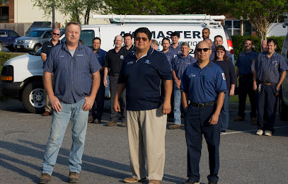 Air conditioning repair service A/C Masters Heating & Air Conditioning Inc.