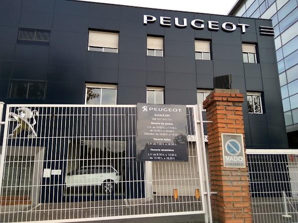ALCALÁ 534 - Peugeot