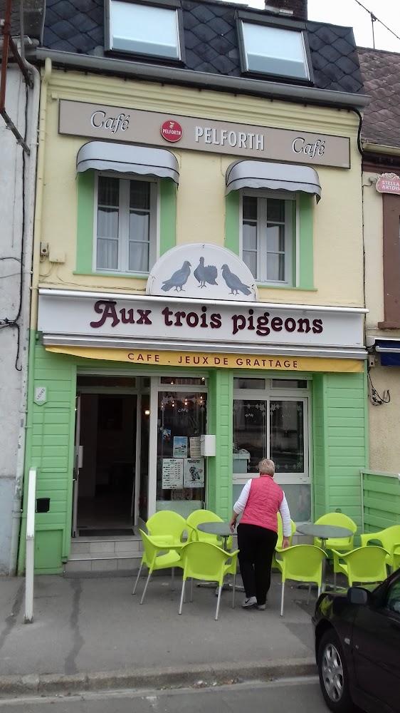 photo du resaurant Café Aux Trois Pigeons