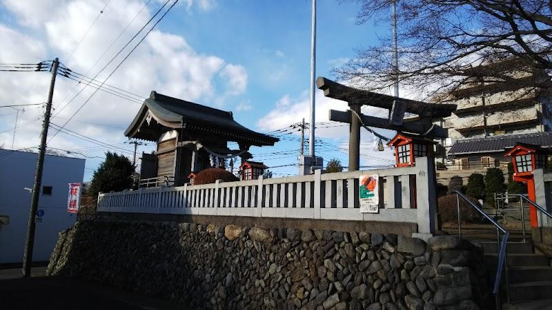 日枝神社(中神日枝神社)