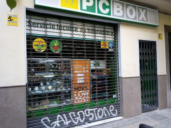 PCBOX Valencia CSalamanca