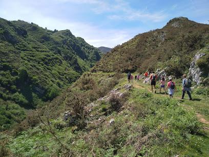 Ruta De Las Foces Del Rio Pendón