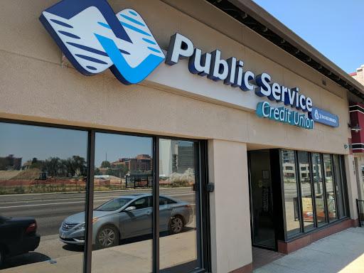 Public Service Credit Union, 815 Colorado Blvd, Denver, CO 80206, USA, Credit Union