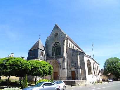 Église Saint-Bonnet de Bourges